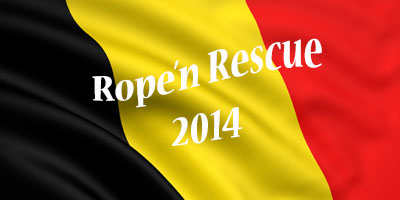 Drapeau Rope'n Rescue